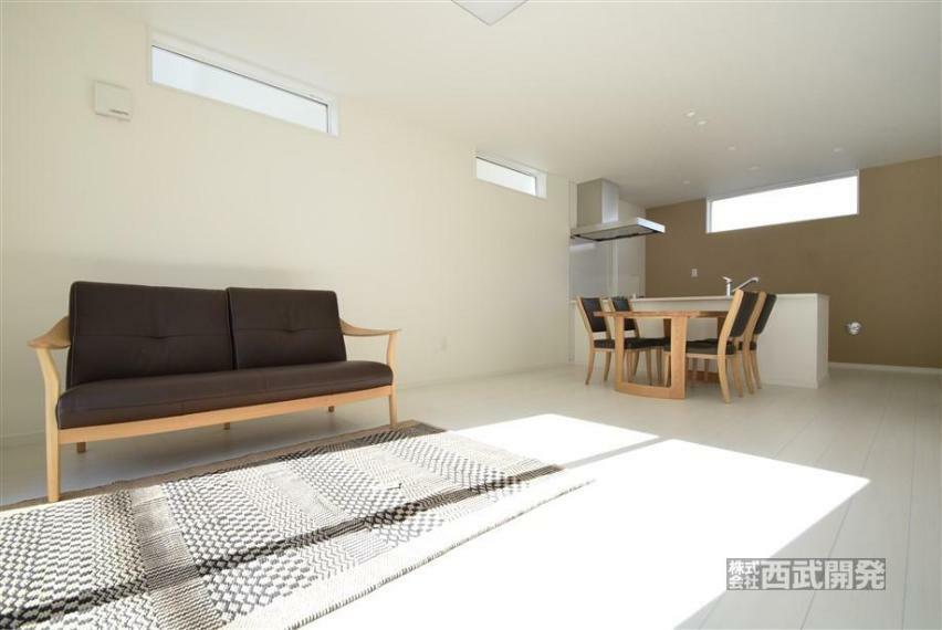 居間・リビング ※家具は販売価格に含まれません。