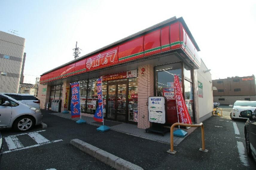 コンビニ ポプラ 下関竹崎店