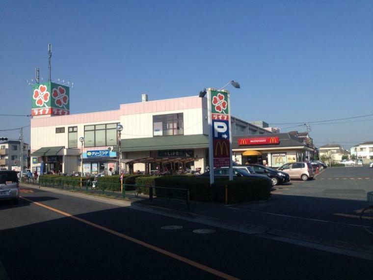 スーパー 株式会社ライフコーポレーション 水元店