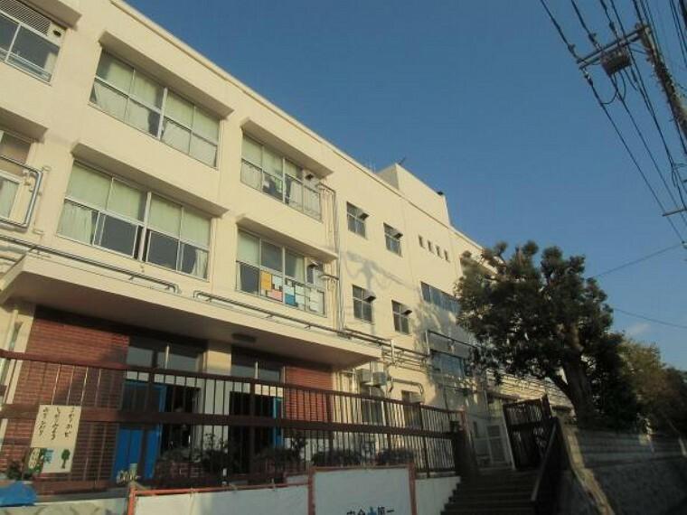 小学校 横浜市立都岡小学校
