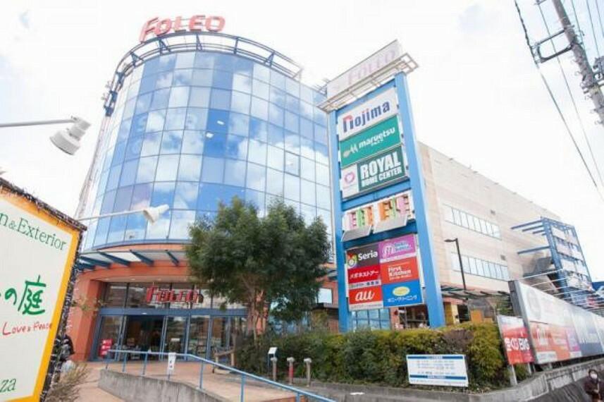 ショッピングセンター 横浜四季の森フォレオ