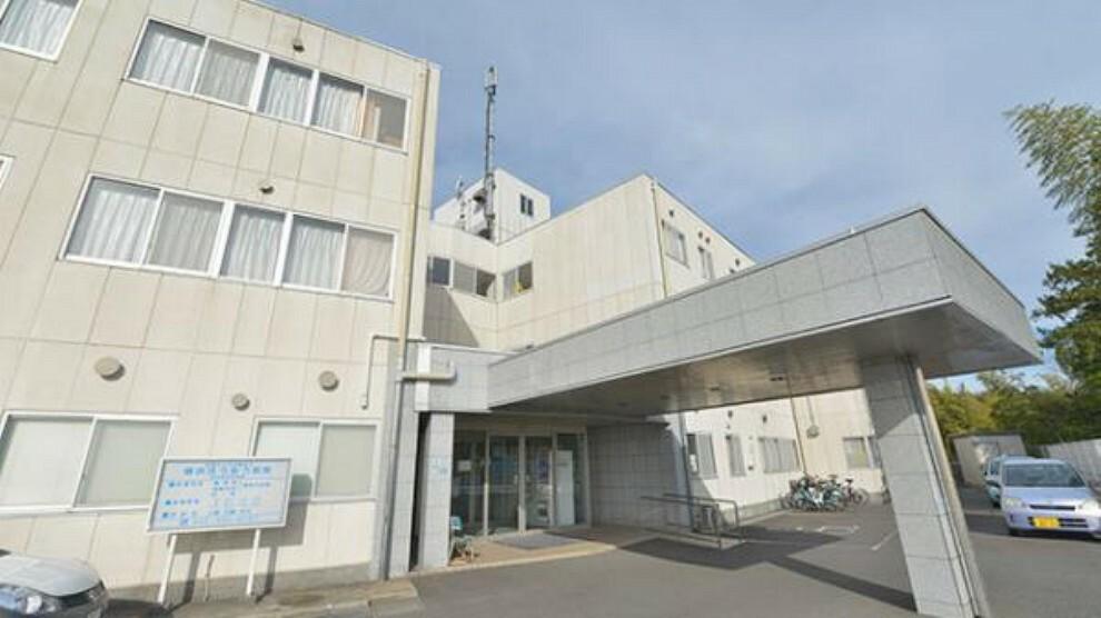 病院 横浜ほうゆう病院