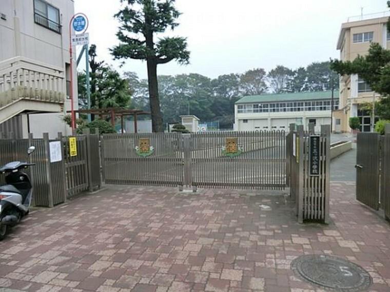 小学校 横浜市立三ツ沢小学校 約750m