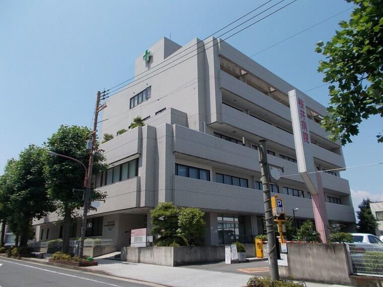 病院 桜井病院(車利用5分)