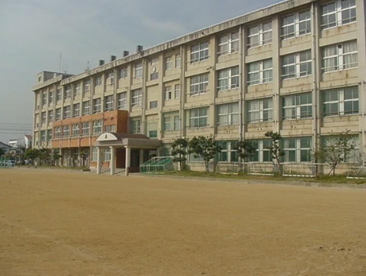 中学校 倉敷市立連島中学校