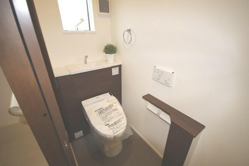 トイレ 2号棟 2階トイレ 【名古屋市西区城西2丁目】