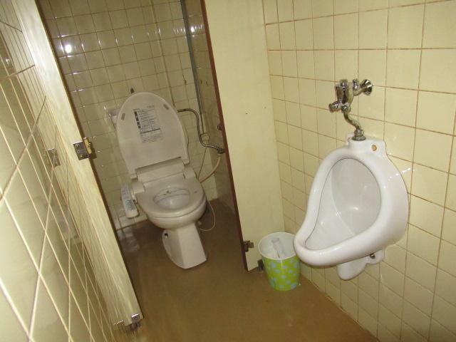 トイレ 男性専用トイレもあります
