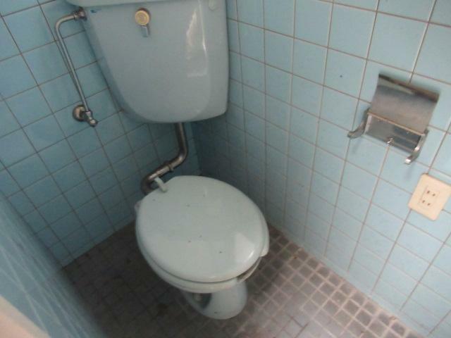 現況写真 トイレもあります