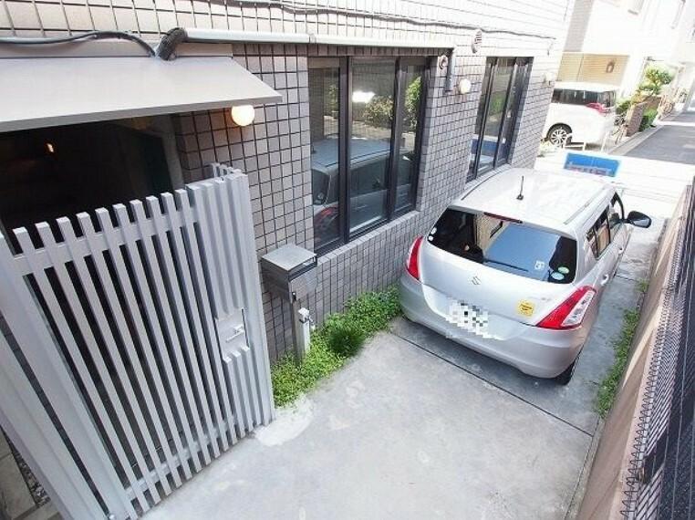 駐車場 駐車スペース