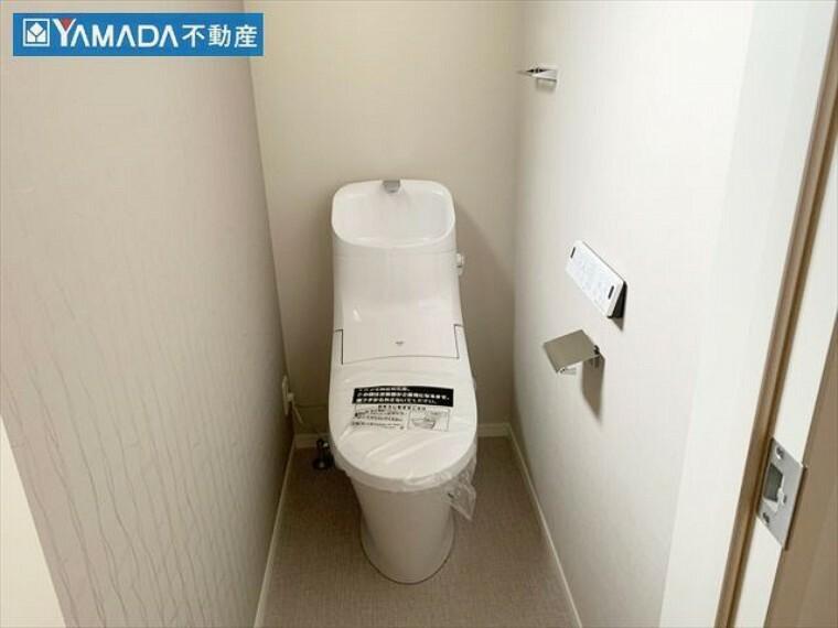 トイレ トイレ2ヶ所