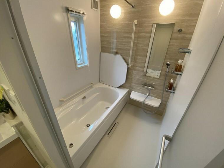 浴室 A区画浴室(2021年5月撮影)