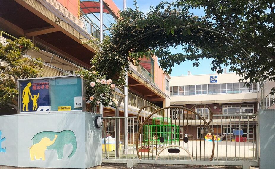 幼稚園・保育園 萩野保育園