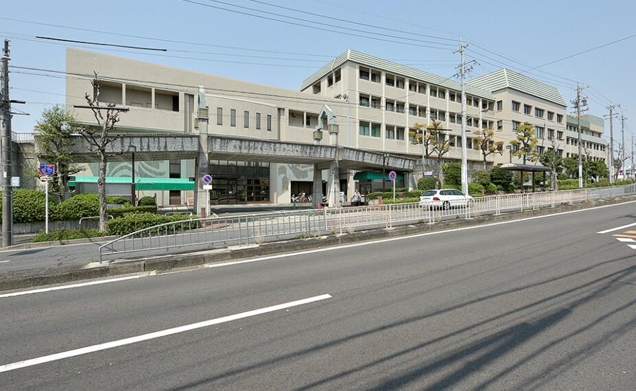 病院 名古屋市総合リハビリテーションセンター付属病院