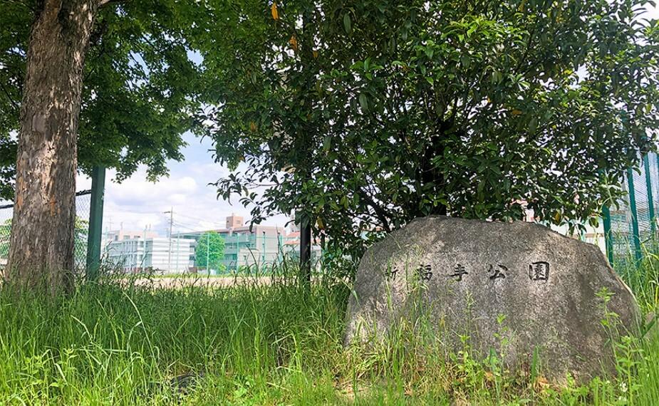 公園 新福寺公園