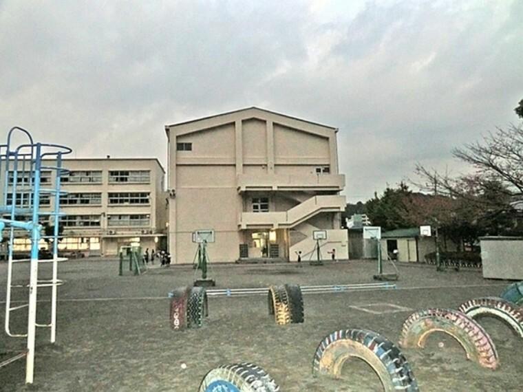 小学校 横浜市立日野小学校
