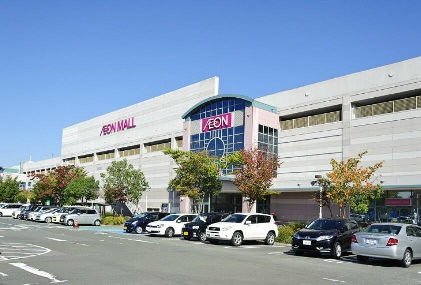 ショッピングセンター イオンモール利府 徒歩11分(約850m)2021年春、新棟開業。東北最大級の大型商業施設となります。