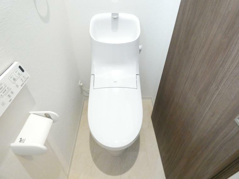 トイレ お手洗いは2か所あるので便利