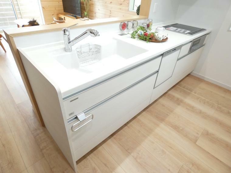 キッチン ビルトイン食器洗い乾燥機は家事は時短してご家族と過ごす大切なひとときを