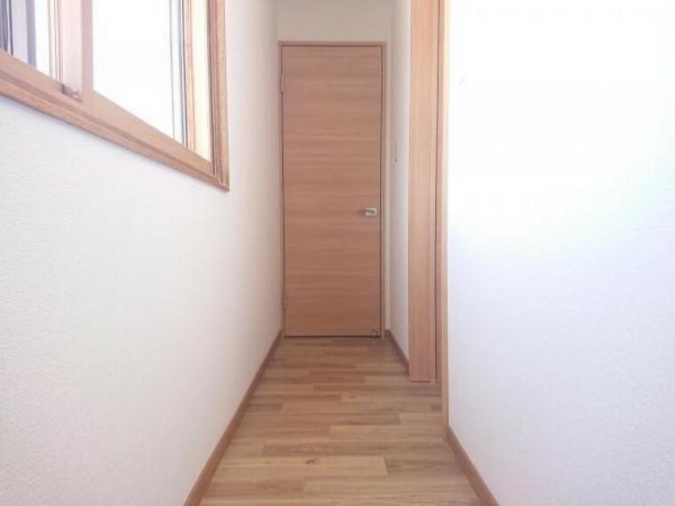 【リフォーム済】壁紙クロスは新品交換、床はクッションフロアに張替しました。