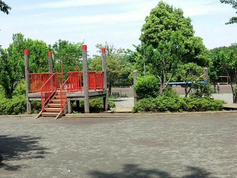 公園 仏向矢シ塚公園 約350m