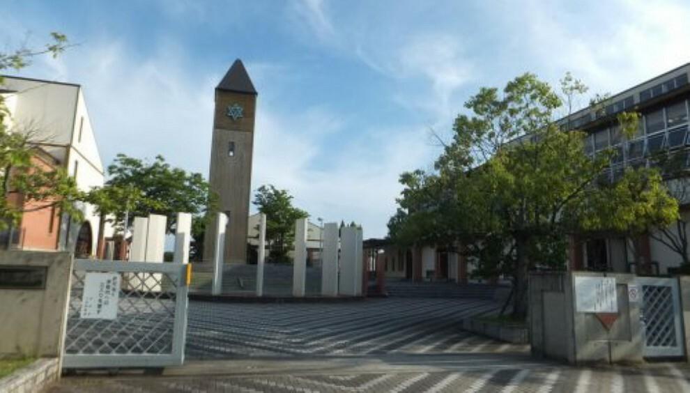 小学校 【小学校】三田市立学園小学校まで549m