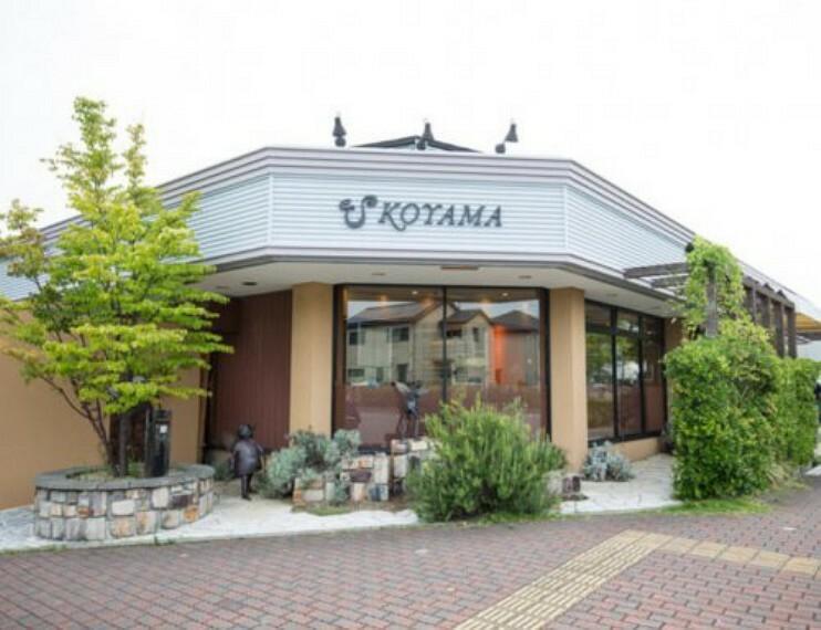 【喫茶店・カフェ】パティシエ エス コヤマまで2635m