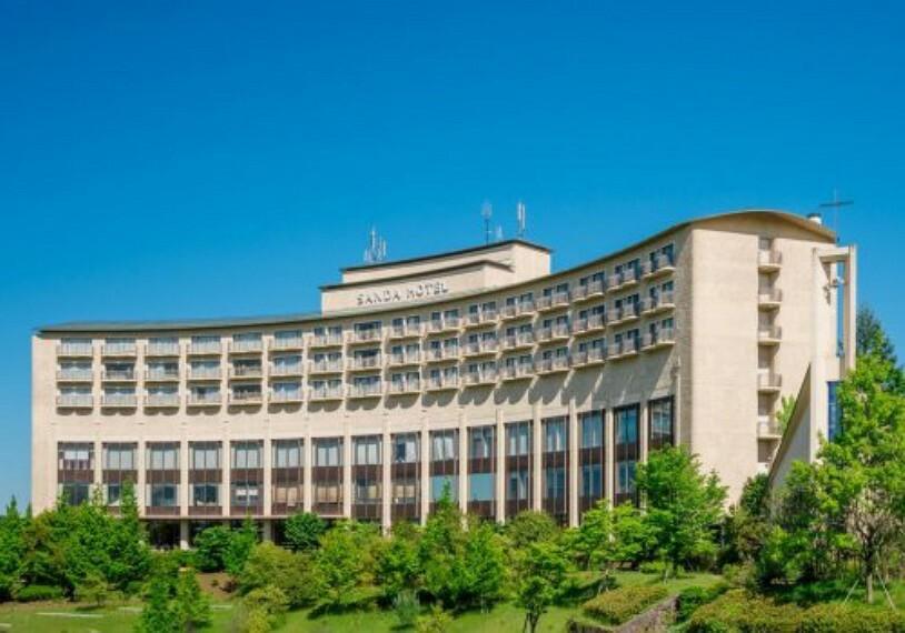 【その他】三田ホテルまで3027m