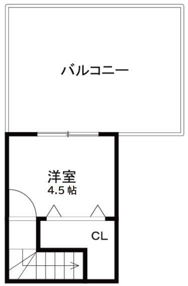 間取り図 3F