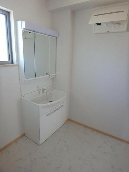 専用部・室内写真 洗面所