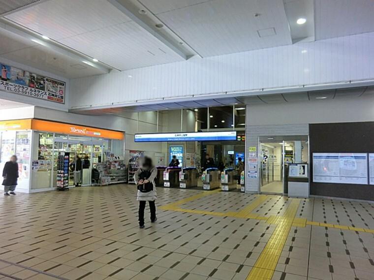 西武池袋線「石神井公園」駅