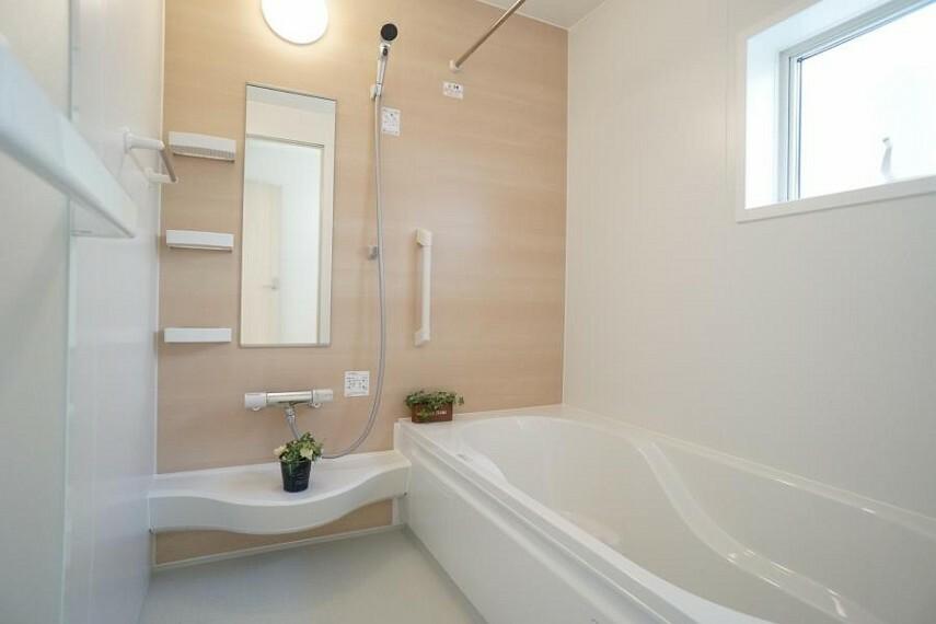 浴室 ~bathroom~  一日の疲れを癒す浴室は広々1坪以上