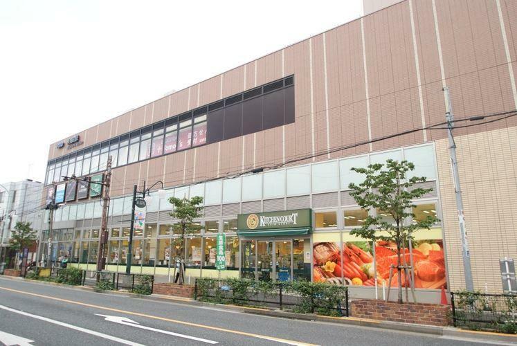 ショッピングセンター 京王リトナード永福町 徒歩16分。