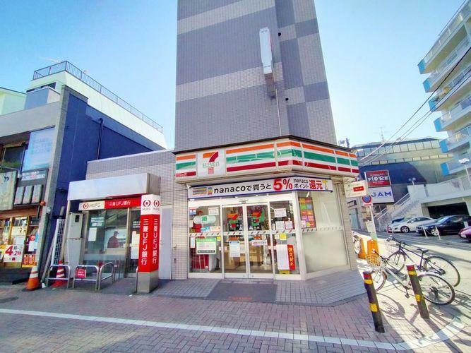 コンビニ セブンイレブン杉並西永福駅前店 徒歩6分。