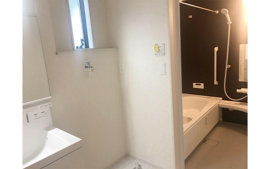 浴室 現地写真:浴室(1号棟)