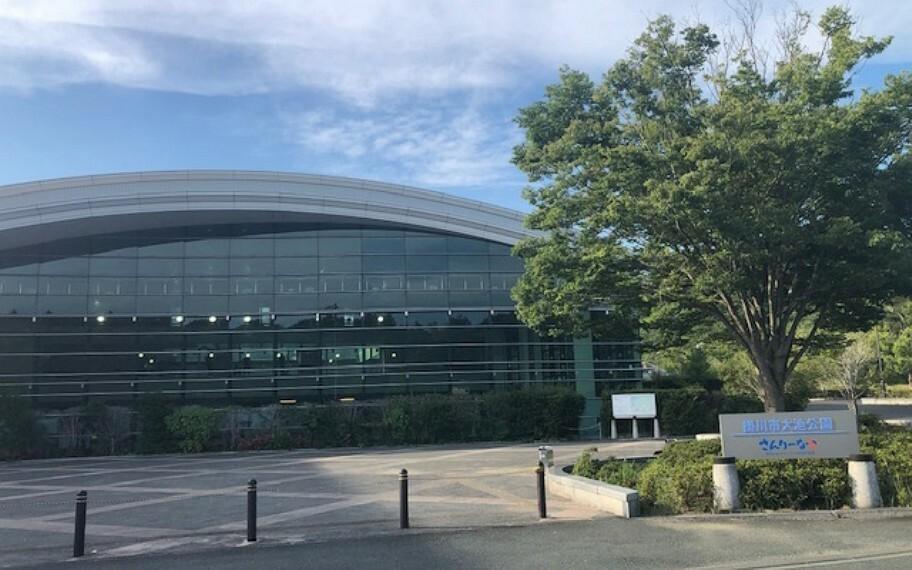 東遠カルチャーパーク総合体育館