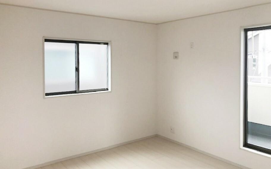 現地写真:洋室(1号棟)