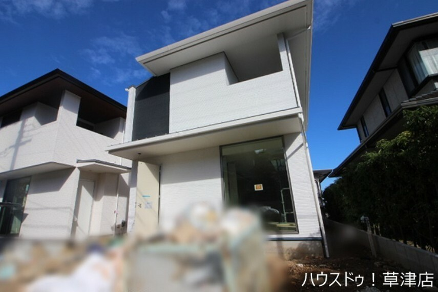 外観・現況 2020/11/24撮影 JR膳所駅まで徒歩15の立地です。