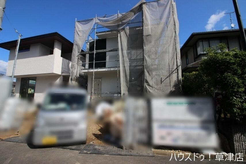 外観・現況 2020/11/4撮影 ドラッグユタカ大津市民病院前店まで徒歩15分(約1200m)の立地です。