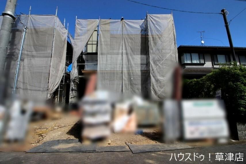 外観・現況 2020/10/16撮影 大津本宮郵便局まで徒歩13分(約1000m)の立地です。