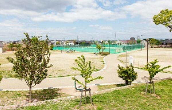 公園 くすのき公園まで 50m