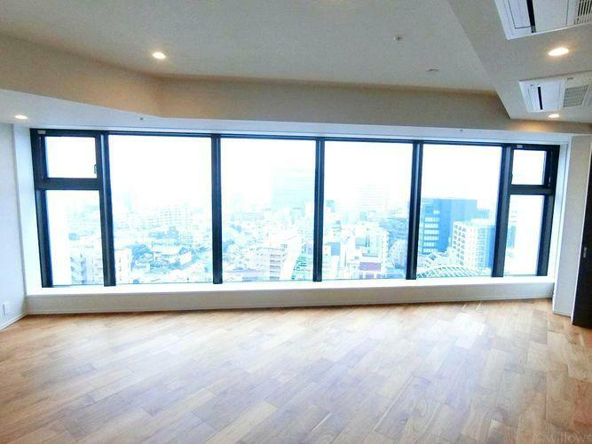 居間・リビング リビングからはきれいな眺望が望めます。