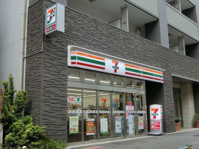 コンビニ セブンイレブン渋谷恵比寿3丁目店 徒歩3分。