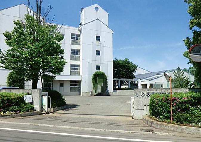 中学校 福岡中学校
