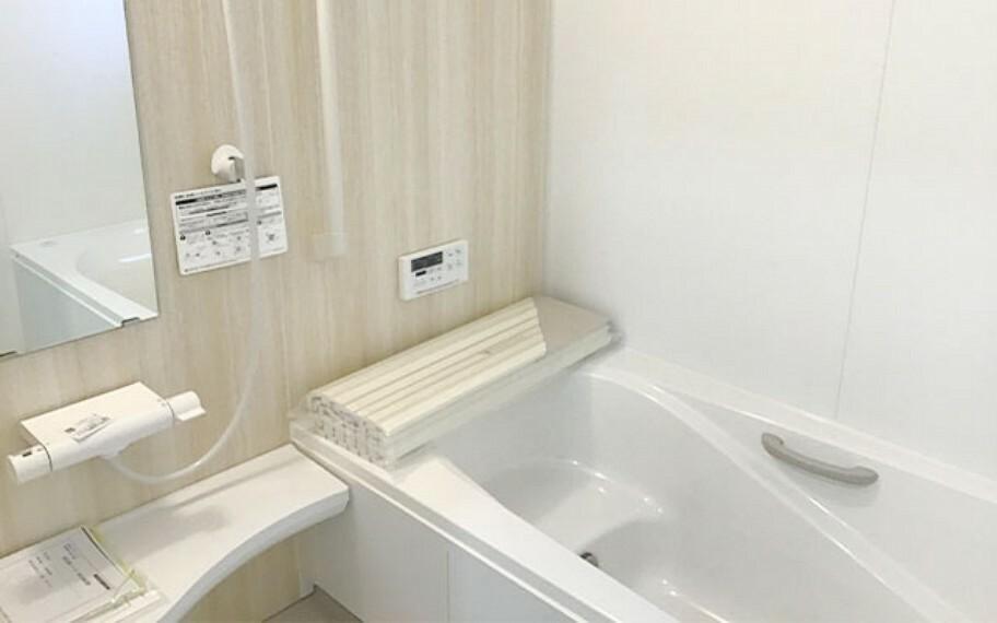 浴室 現地写真:浴室(46号棟)