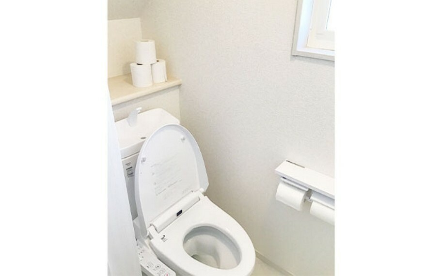 トイレ 現地写真:トイレ(46号棟)