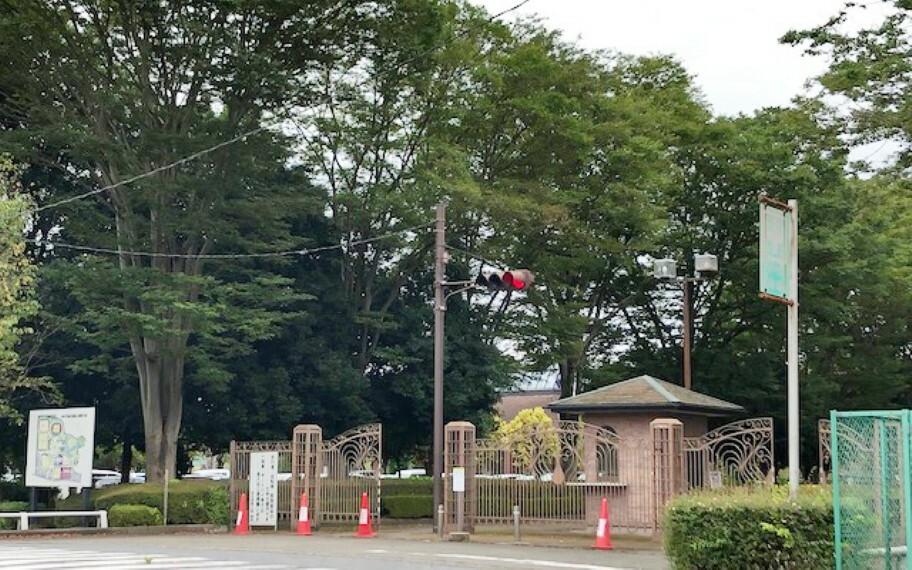 栃木市総合運動公園