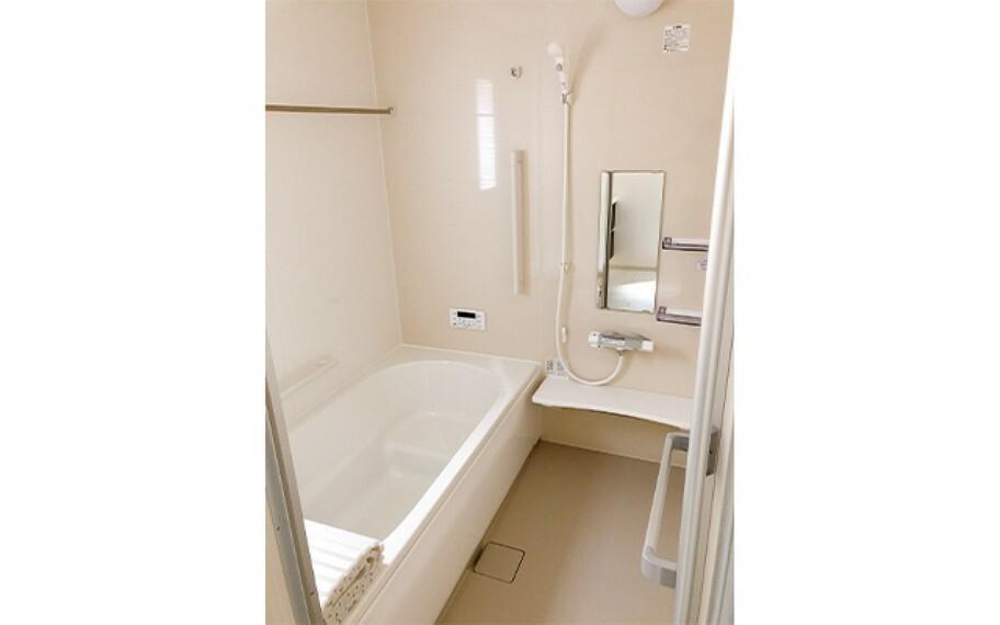 現地写真:浴室(2号棟)