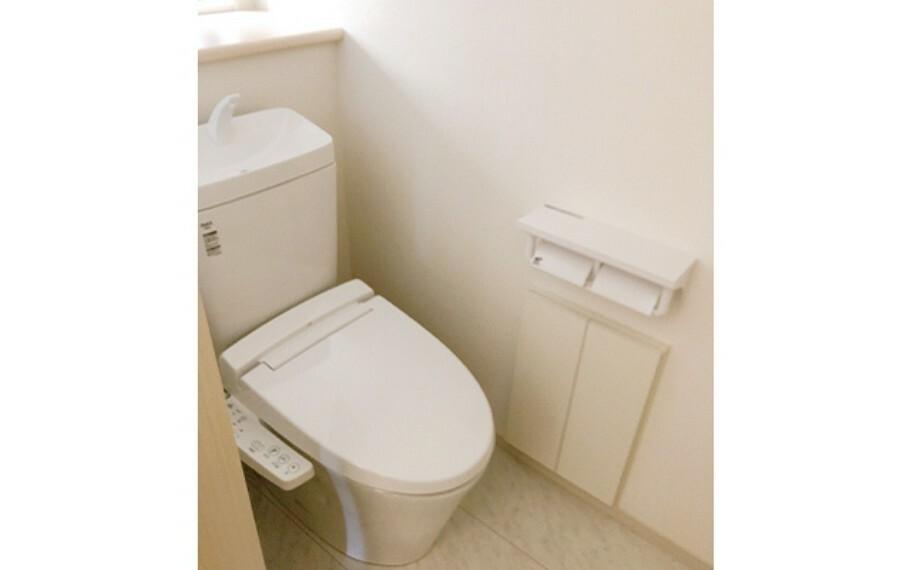 現地写真:トイレ(2号棟)