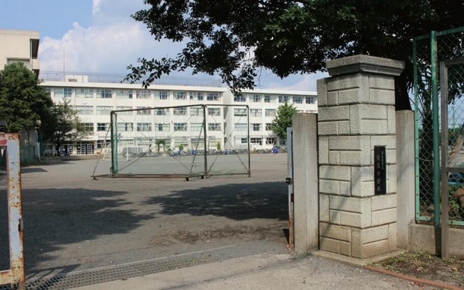 海老名市立有馬中学校