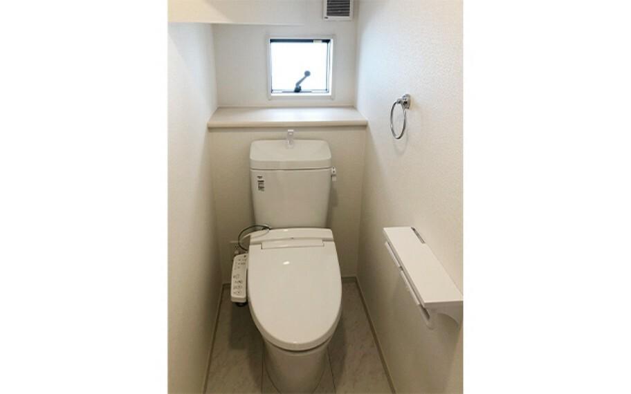 トイレ 現地写真:トイレ(21号棟)